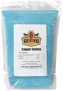 Copper Sulfate Powder 99.9% Pentahydrate - 10 Lbs.