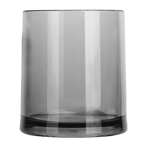 Taza de té, taza de acrílico duradera para hotel para restaurante(grey)
