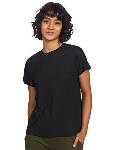 Adidas koszulka damska St, czarna, S