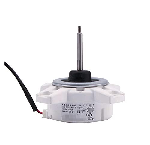 PUGONGYING Popular Aire Acondicionado Motor Fit para Panasonic sin escobillas DC Aire Acondicionador Aire Acondicionador SIC-310-40-2 40W 310V Piezas de reparación Durable
