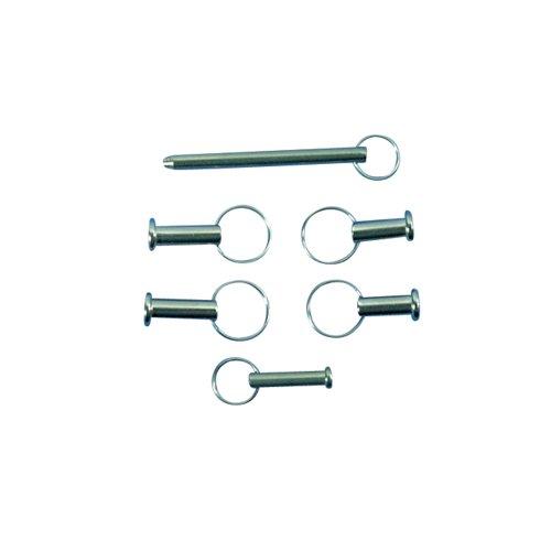 8020041 Hobie Clevis Pin 3//16X.570 Grip