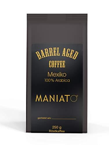 Neu! - Barrel Aged Coffee - Kaffee der im Whiskyfass gereift wurde