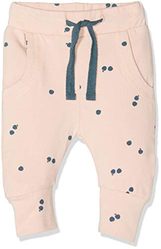 Imps & Elfs G Legging, Rose (Evening Sand AOP Apples P349), 62 Bébé Fille
