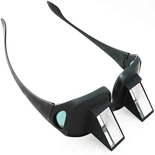 Pevor Lazy Reading Glasses-Lazy Readers Prism Glasses Bed Prism...