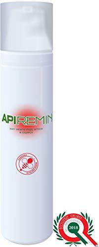 ApiRemin Schmerz-salbe mit Bienengift, Arnica und Capsicum – Creme 100 ml - für Massage, bei Gelenkschmerzen & Muskelschmerzen