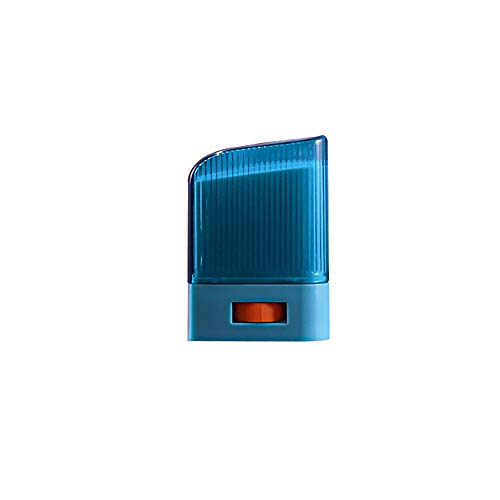 Recipiente de Desodorante de plástico vacío de 100 Piezas, Soporte Giratorio de Tubos de Desodorante para bálsamo de Bricolaje, Barra de Desodorante, sin BPA (20 g)