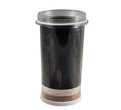 Nikken Aqua Pour 1 Filterkartusche – 1361, fortschrittlicher Ersatz für Schwerkraft-Wasserfilter-Reiniger-System 1360, PiMag Wassersystem, produziert basisches Wasser, Benzol, Radon und Lösungsmittel – Filtro De Aqua