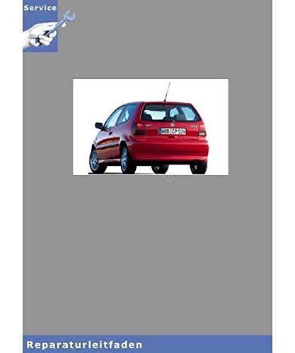 VW Polo III, Typ 6N (94-01) Stromlaufplan / Schaltplan - Reparaturanleitung