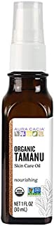 Aura Cacia Organic Tamanu Skin Care Oil   GC/MS Tested for Purity   30ml (1 fl. oz.)