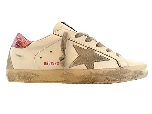Golden Goose Scarpe Donna Sneaker Superstar Vintage GWF00102.F000715.10386 (Numeric_39)