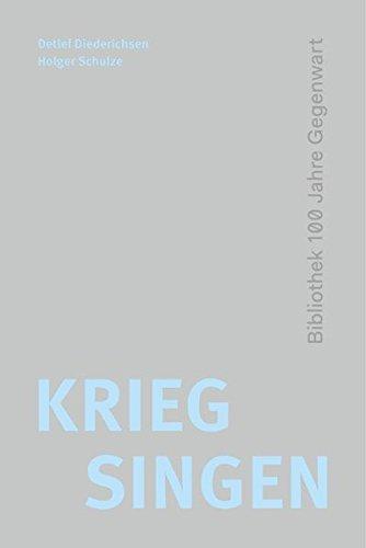 Krieg singen (HKW - 100 Jahre Gegenwart)