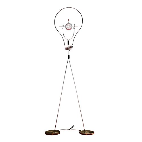 Ingo Maurer Walking Bulb LED lampada da tavolo, in acciaio inox...