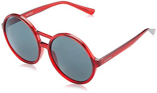Komono Coco Monturas de gafas, Rojo (Ruby), 59.0 para Mujer