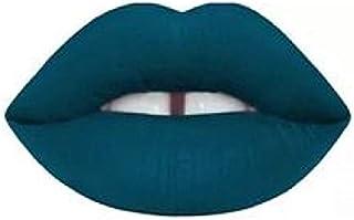 Lime Crime PEACOCK Lipstick - dark green