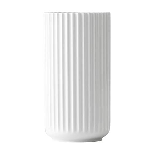 Lyngby Vase, Porzellan, 25 x 14 cm
