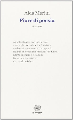 Fiore di poesia (1951-1997)
