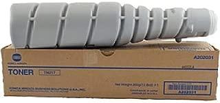 Genuine Konica Minolta TN217 (A202031) Black Copier Toner