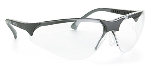 Schutzbrille Terminator schwarz