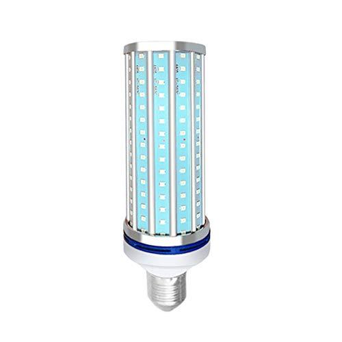 60W UV-sterilisatielamp LED UVC-lamp E27 Huishoudelijke ozon Desinfectie lampen Instap Micro Ozon wit