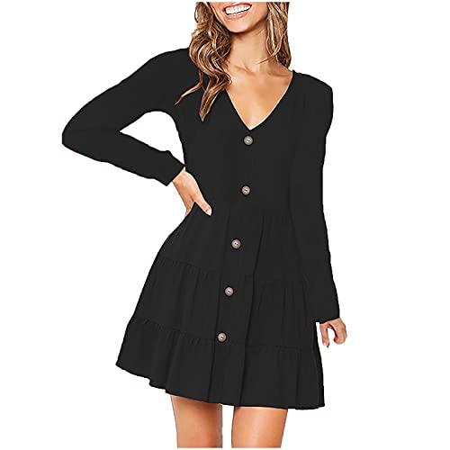 Woohooens Frauen Leder Minikleid RüCkenfreie Clubwear NachtwäSche Sexy Shine Wrapped Chest Hip Sling Taille Plissee Kleid Lederkleid Mini Stretch Fit Dessous