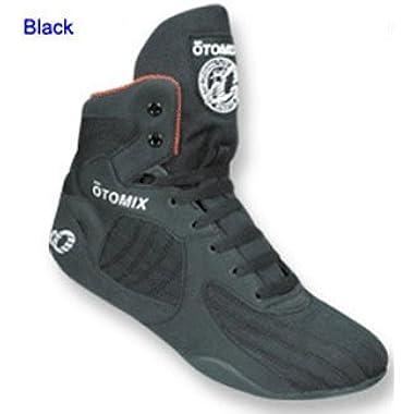 Otomix Black Stingray Escape Bodybuilding & Wrestling Shoes (9)