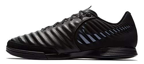Nike Herren Tiempo Legend VII Academy Indoor Sneakers, Schwarz (Black/Black 001), 41 EU
