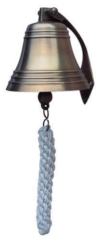 Schiffsglocke, antik, 12,5 cm