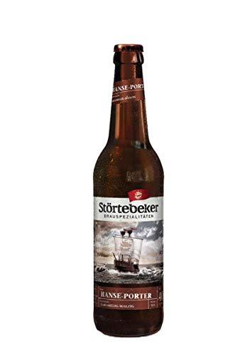 Störtebeker - Hanse-Porter Bier 4,0% - 0,5l inkl. Pfand