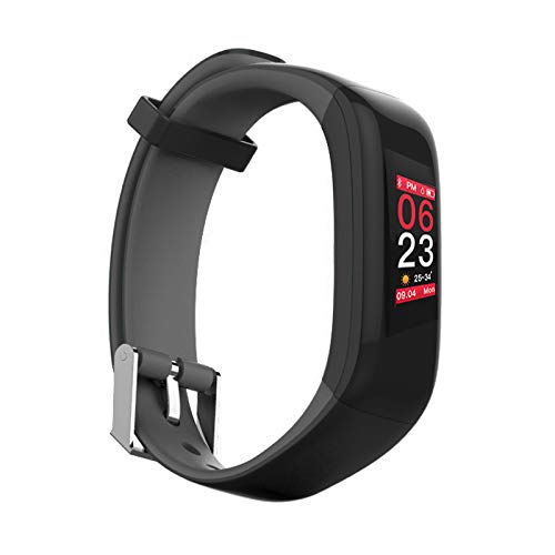 Hammer Fit Pro Fitness Band (Black and Grey)