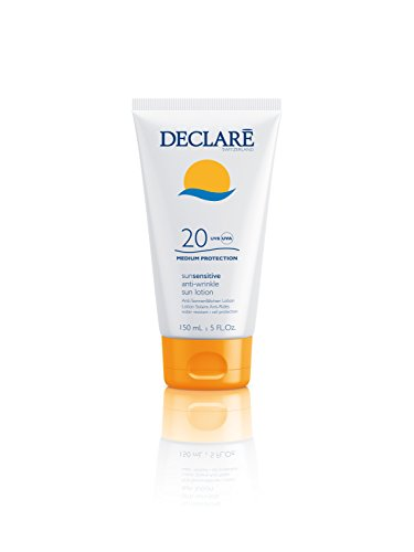 Declaré Sun-Sensitive Unisex Anti-Wrinkle Sun-Lotion SPF20, 150 ml