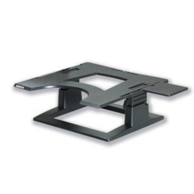 3M LX500 Laptop Stand For Laptop (Height Adjustable, Kanfa052, Black)