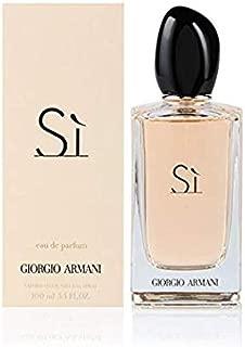 Gíórgíó Armání Si for Women 3.4 oz/100ml Eau De Parfum Spray