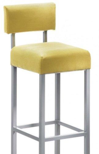 Mayer Sitzmöbel Barhocker Tresenhocker CUBUS 1114 Sitz und Lehne Bezug Stoff oder Kunstleder Sitzhöhe 63 cm Bezug Kunstleder 26466