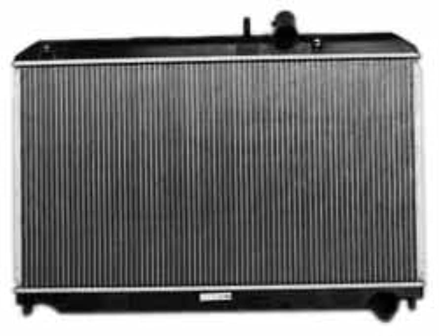 TYC 2695 Mazda RX-8 1-Row Plastic Aluminum Replacement Radiator