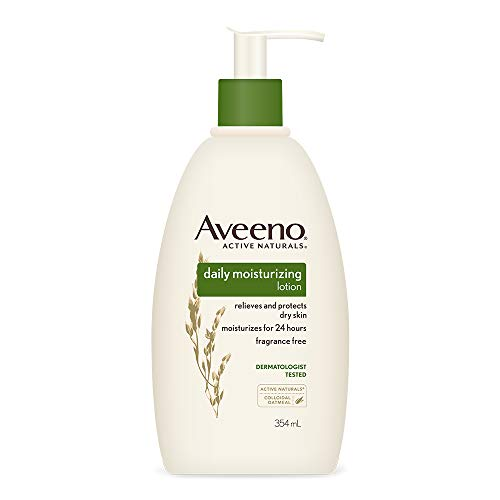 Aveeno Daily Moisturizing Lotion, 354 ml