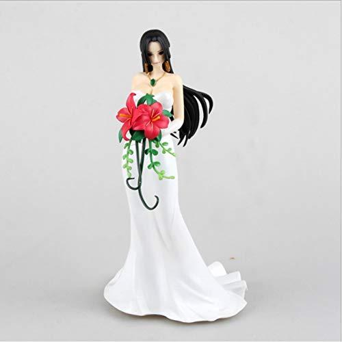 Anime Pirate Nautische Schönheit Brautkleid Kaiser Boya Han Cook Klassisches handgemachtes Anime Charakter Modell