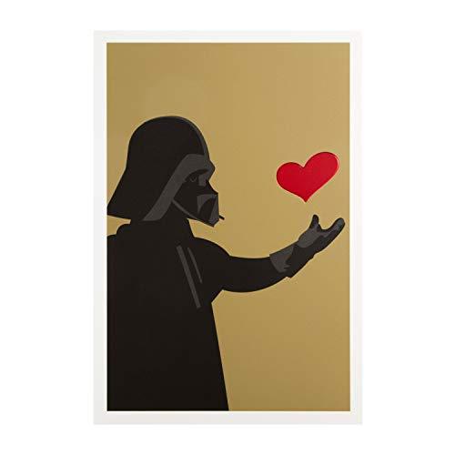Biglietto di San Valentino di Darth Vader di...