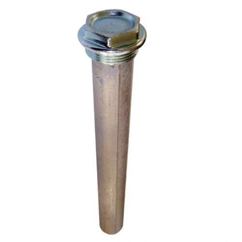 Magnesiumanode Opferanode Speicher von 200 bis 1000 ltr Größe für 300 Ltr