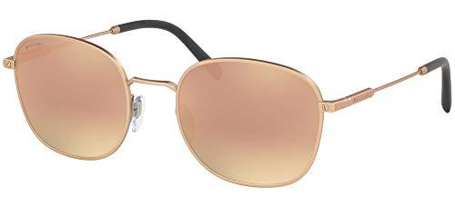 Bulgari Gafas de sol BV5049 20134Z Gafas de sol Hombre color Oro oro tamaño de la lente 54 mm