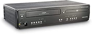 MAGNAVOX DV220MW9 DVD Player VCR Combo  Renewed