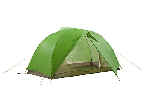 VAUDE 2-personen-zelt Space SUL 1-2P Seamless, cress green, one size, 128891820