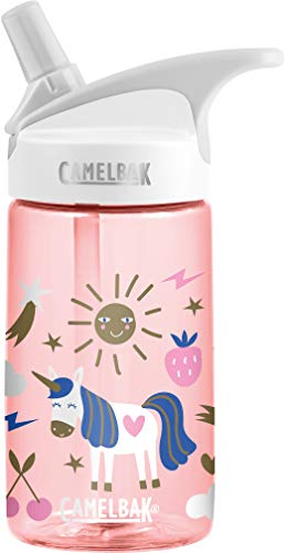 CamelBak Eddy Kids ENG/ Spn, Unicorn Party, .4L