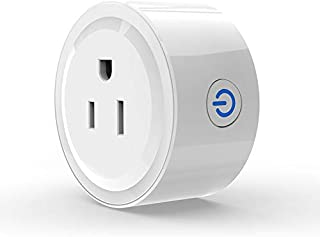 Home Awesome Smart Plug Mini Energy Monitor, No Hub Required, Wi-Fi, Compatible with Amazon Alexa, Control your Devices (1 Pack)