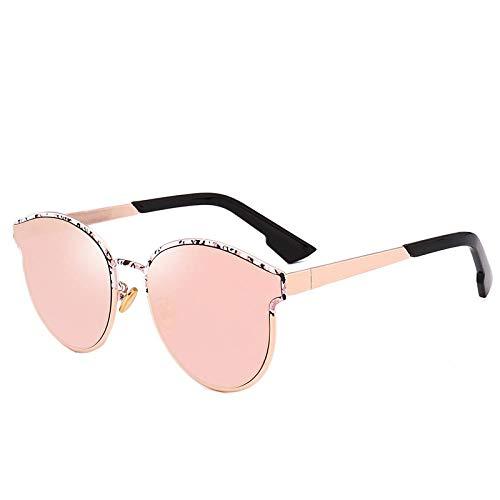 XIMAO Gafas De Sol De Moda Europa Y Estados Unidos Tiroteo En La Calle Gafas De Sol De Moda Océano Protección Anti-Ultravioleta Protección Ocular Sombrilla Montar Barbi