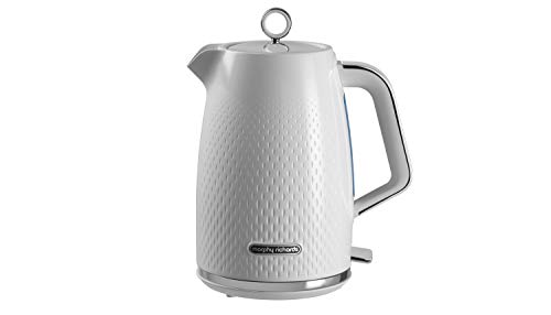Morphy Richards 103012 Verve Electric Kettle, 1.7 liters, White
