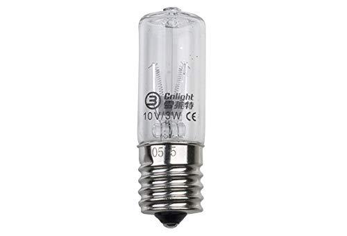 UVC Licht Ersatzlampe Glühbirne E17 3W Desinfektion für Philips Sonicare oder Aquael