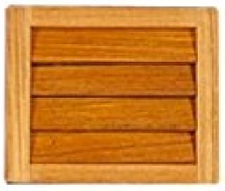 ARC Marine 中性款内置壁挂式,棕色,14 x 11/5 厘米