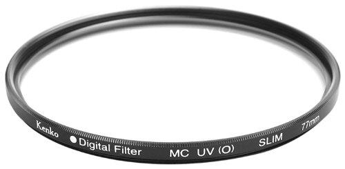 Kenko MCUV370–Filtro da 77mm