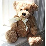 Beverly Hills Teddy Bear 18' Honey Colored Curly Bear