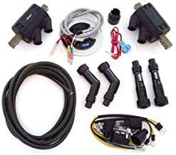 Electronic Ignition Kit - Dynatek - Compatible with Honda CB750-1969-1978 - Coils, Caps + Wire